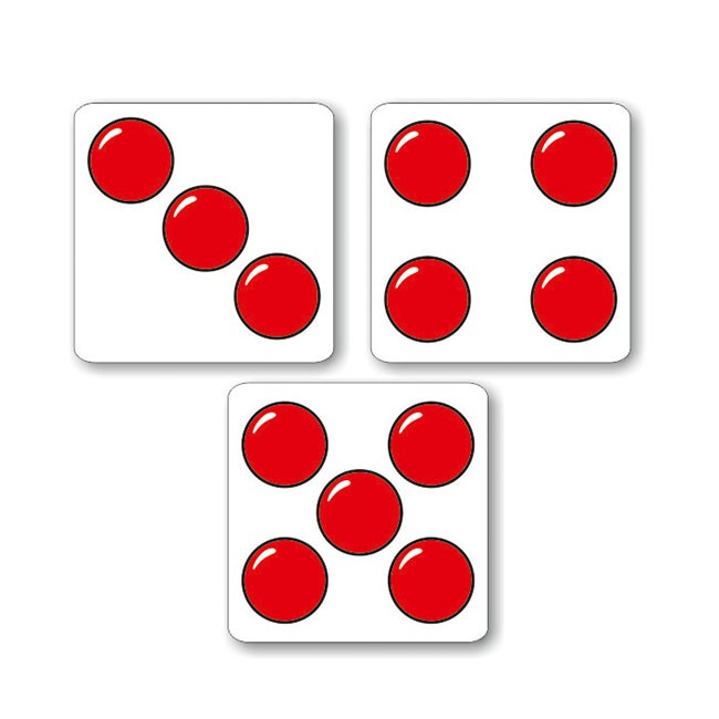 magneticke karty - gulicky