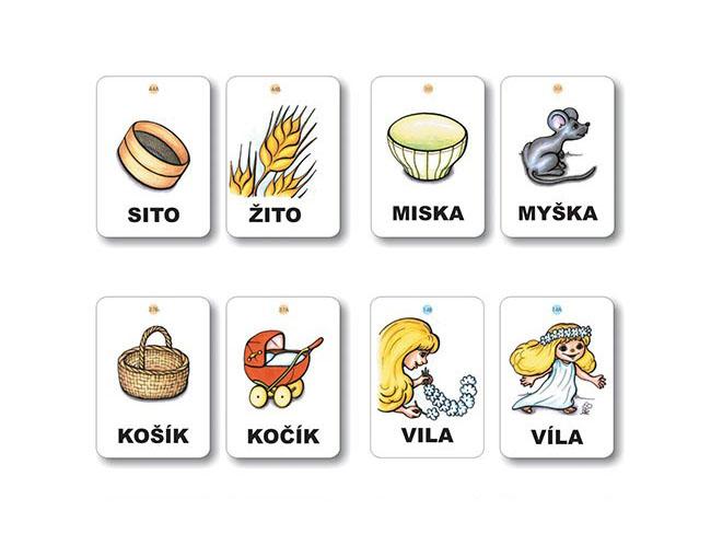 posluchaj ma jazycel - logopedicka pomocka na rozvoj vyslovnosti